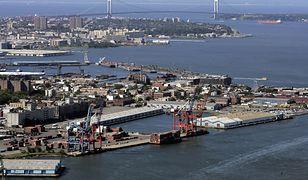 Amerykanie rozważają budowę ściany na Oceanie Atlantyckim.
