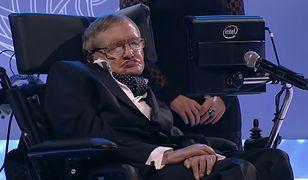 Powstanie książka o Stephenie Hawkingu