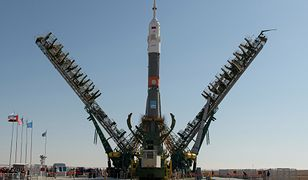 Rakieta Sojuz wystartuje z kosmodromu Bajkonur w Kazachstanie