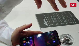 LG G8 ThinQ - jak działa sterowanie bezdotykowe