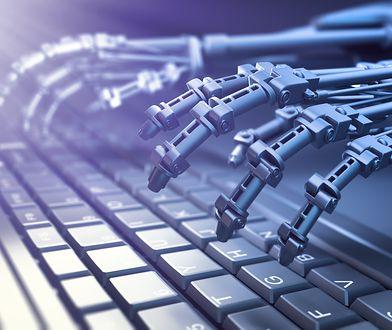 Roboty najpierw zabiorą pracę pracownikom biur