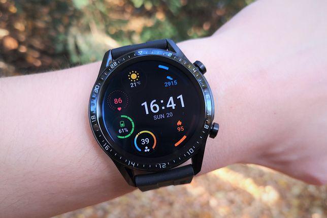 Huawei Watch GT 2 – smartwatch dla sportowców.
