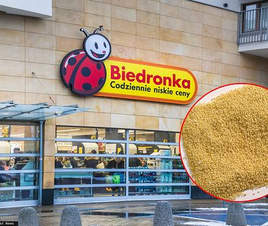 Kasza jaglana wycofana z Biedronki. Nieprawidłowości miał wykryć program FoodRentgen
