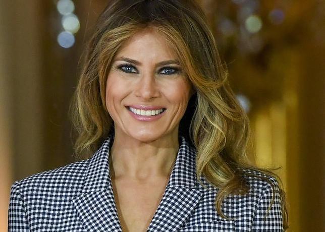 Pierwsza Dama USA życzy wesołych świąt