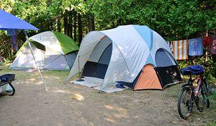 Włochy. Tragedia na campingu. Zginęły dwie siostry