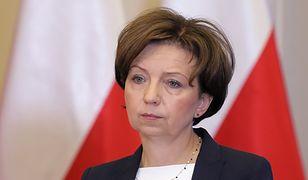 Strajk kobiet. Prowokujący wpis na profilu Marleny Maląg. Minister pisze o ataku hakerów