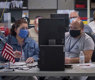 Wybory w USA. Joe Biden umacnia przewagę w Pensylwanii