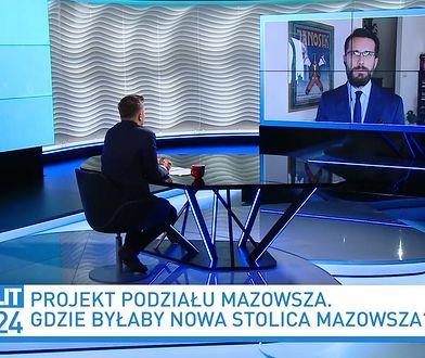 Radosław Fogiel o sprawie Łukasza Zbonikowskiego: to nie o sympatie, czy antypatie chodzi