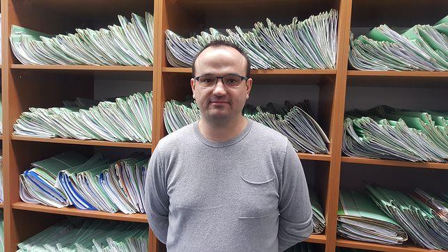 Karol Cygert, komornik z Koszalina