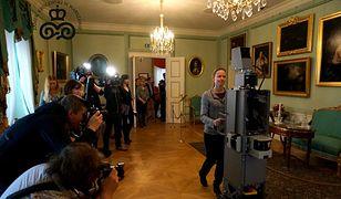 Wnętrza Zamku Królewskiego już niedługo w Google Street View