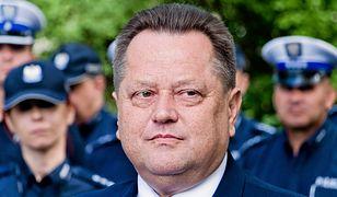 Wiceminister MSWiA Jarosław Zieliński