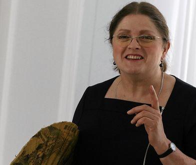 Krystyna Pawłowicz przestaje wykładać na uczelni. Jej byli studenci dobrze wspominają wykłady z nią, mimo różnic politycznych.
