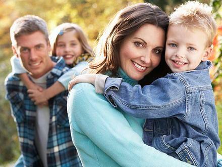 Rodzice są szczęśliwsi niż ludzie bezdzietni