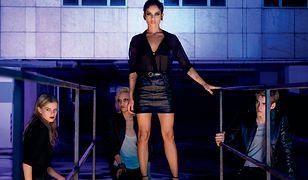 Zoë Kravitz nową twarzą Black Opium od Yves Saint Laurent