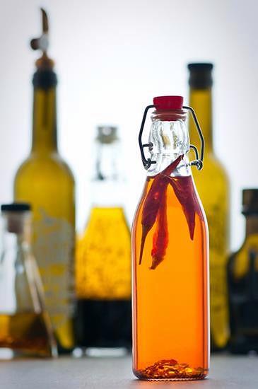 Olej z chili - sposób na szybki wzrost włosów