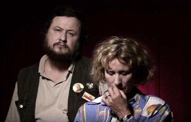 Kadr z wideoklipu Mozila