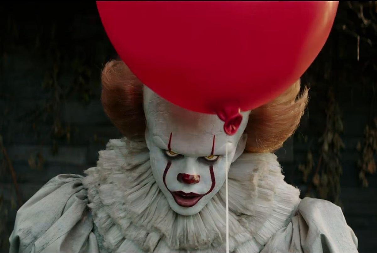 """""""To"""" najlepiej zarabiającym horrorem w USA"""