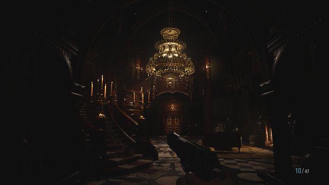 Oto najpiękniejsza z sal zamku Lady Dimitrescu