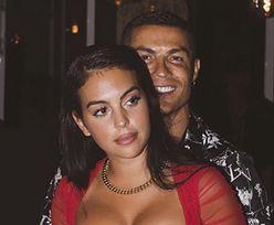 Cristiano Ronaldo i Georgina nagrani w jacuzzi. Film podbija internet!
