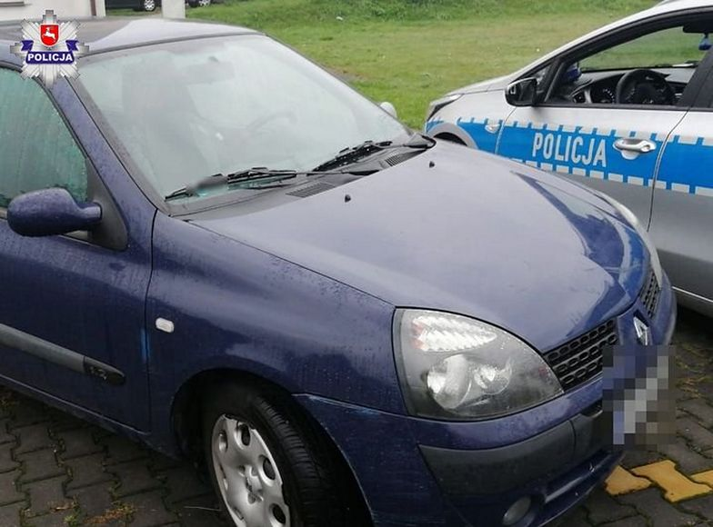 Niezwykły przypadek kradzieży auta. Policjanci z Puław zadziwieni