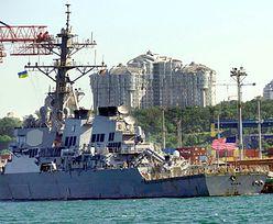 Atak na ukraińską marynarkę wojenną. Hakerzy opublikowali nieprawdziwe dane