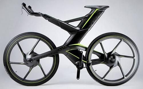 Rower, który sam rozpozna nachylenie terenu