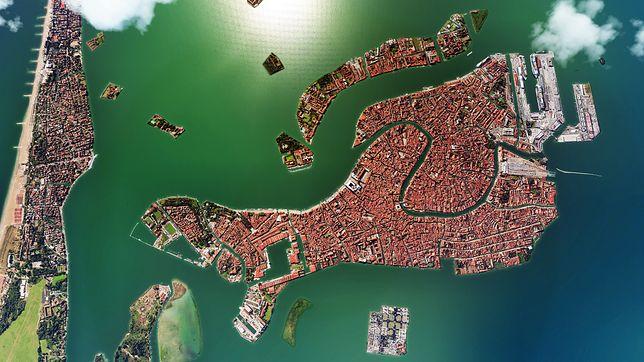 Jednym z miast, które boryka się z problemem powodzi, jest Wenecja