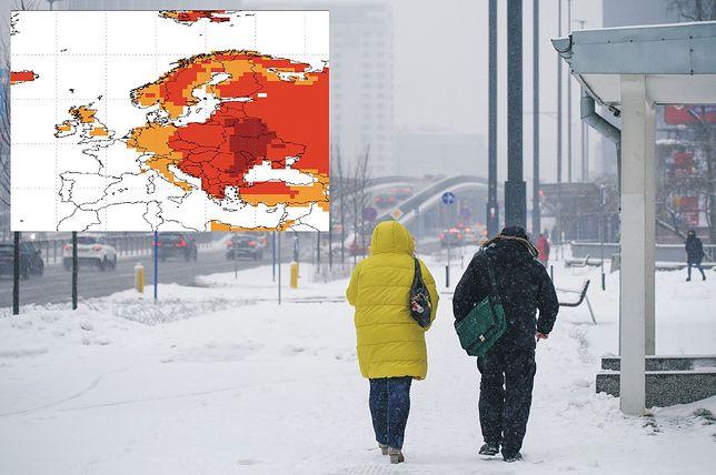 """Pogoda. Pierwsze prognozy na zimę. """"Efekt La Nina"""""""