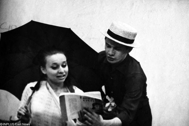 Anita Dymszówna talent odziedziczyła po ojcu