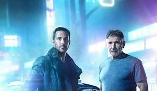 Ryan Gosling i Harrison Ford, fot. Columbia Pictures