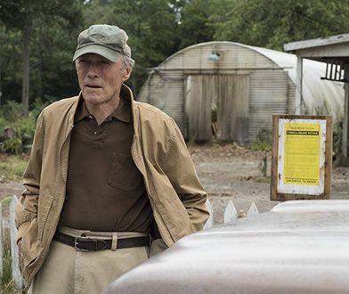 """Clint Eastwood wyreżyserował i zagrał główną rolę w """"Przemytniku"""""""