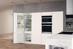 Dlaczego lodówka do zabudowy idealnie sprawdzi się w niewielkiej kuchni?