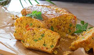 Chlebek meksykański - smakuje wyśmienicie na zimno i prosto z piekarnika