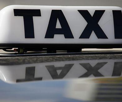 Pasażer wysłał szokujący film do korporacji taksówkarskiej