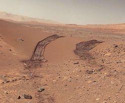 Mars. NASA publikuje mapę odkryć. Pod powierzchnią jest tego pełno