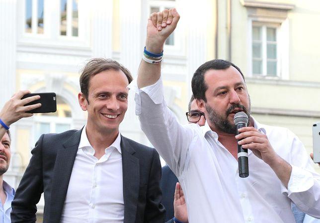 Włochy. Polityk krytykował nakaz szczepień dla dzieci. Sam zachorował na ospę wietrzną