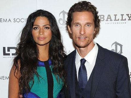 Syn dla Matthew McConaugheya
