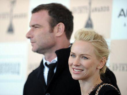 Naomi Watts i Liev Schreiber jak każda inna para