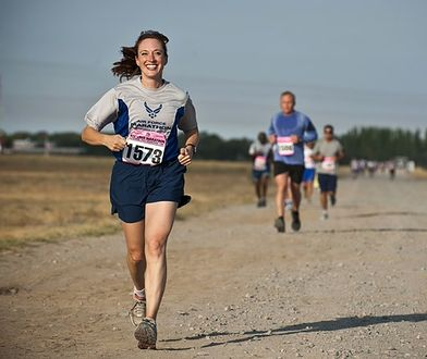 Maraton to długodystansowy bieg przeznaczony dla zaawansowanych biegaczy.
