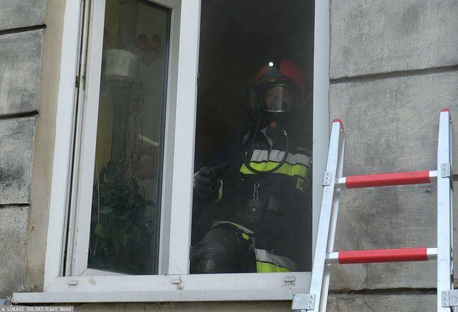 Śląskie. Dwie osoby zginęły w pożarach / foto ilustracyjne