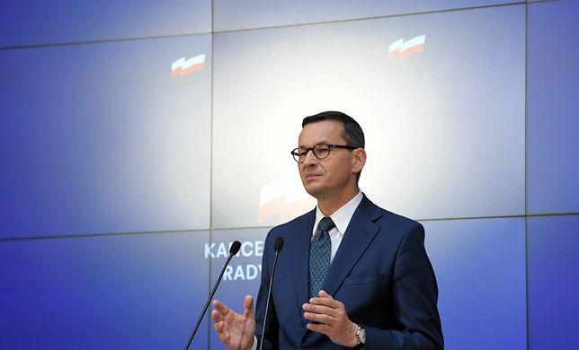 Protest przeciwko zatrzymaniu Margot. Mateusz Morawiecki komentuje zajścia w Warszawie