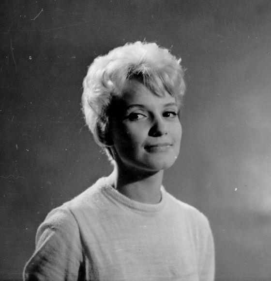 Edyta Wojtczak, rok 1960