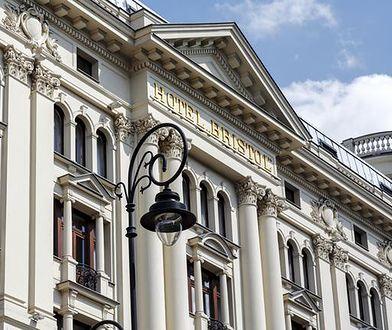 Na początku XX w. hotel Bristol zaliczany był do najnowocześniejszych na świecie