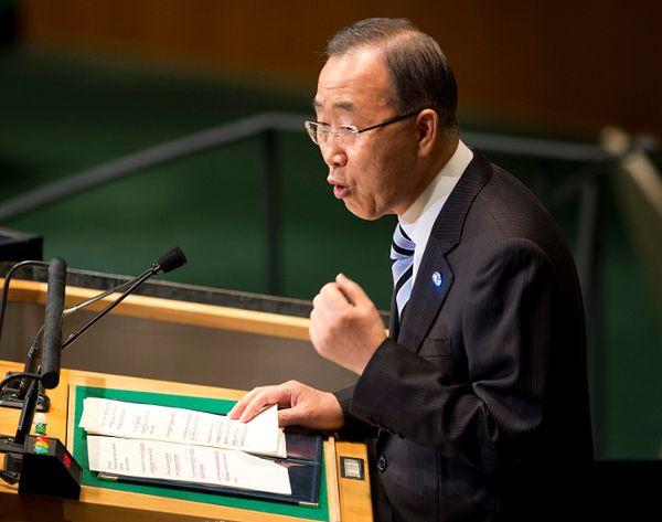 """Szef ONZ """"głęboko zaniepokojony"""" egzekucjami w Arabii Saudyjskiej"""