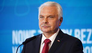 Koronawirus w Polsce. Wiceszef MZ Waldemar Kraska apeluje o poważne traktowanie pandemii