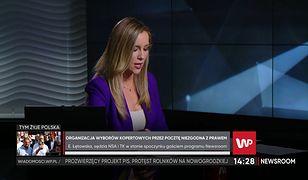 """Sprawa sędzi Beaty Morawiec. Prof. Ewa Łętowska ostro: """"to jest bezprzykładny skandal"""""""