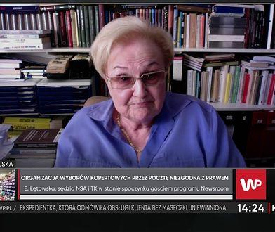 Mateusz Morawiecki pod lupą sądu? Prof. Ewa Łętowska nie ma wątpliwości, kto ucierpi