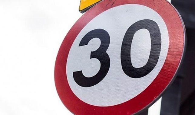 W Śródmieściu szybciej niż 30km/h nie pojedziesz. Strefa tempo 30 już jesienią