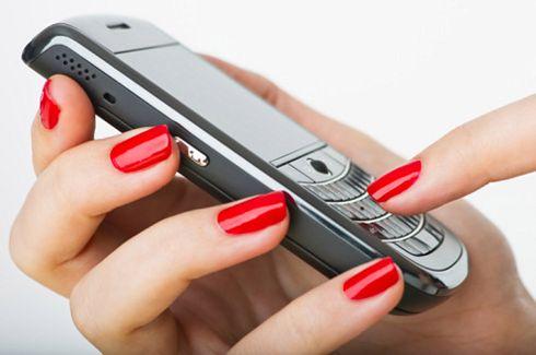 Kobieta i SMS - co z tego wyniknie?