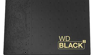 Hybrydowy dysk SSD + HDD od WD